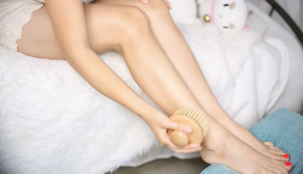 Exfoliate Your Skin Before Waxing