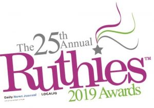 Ruthies 2019 Awards