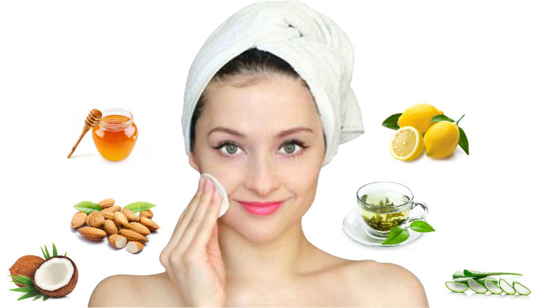 Natural Skin Care Routine at Home